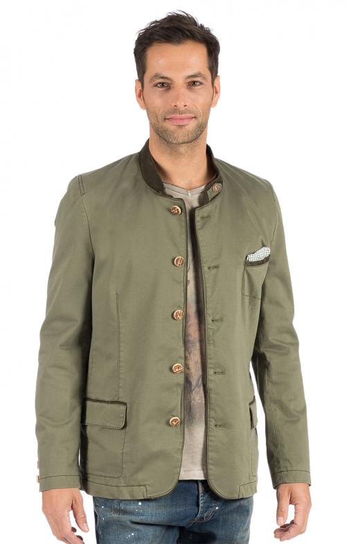 Tradizionale giacca JOSHUA verde