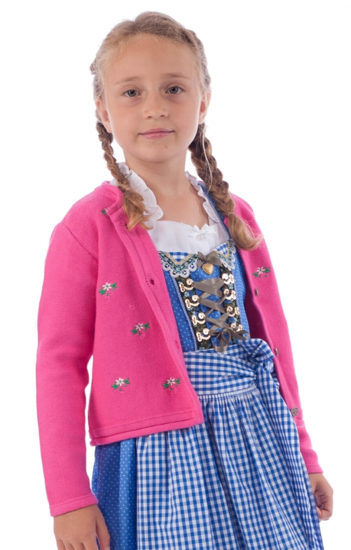 Gilet Bambini LIZZY pink